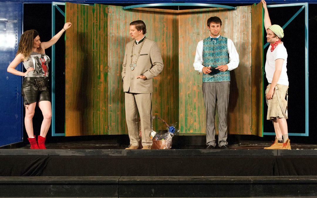 Theatermobil Niederbayern- Der Revisor