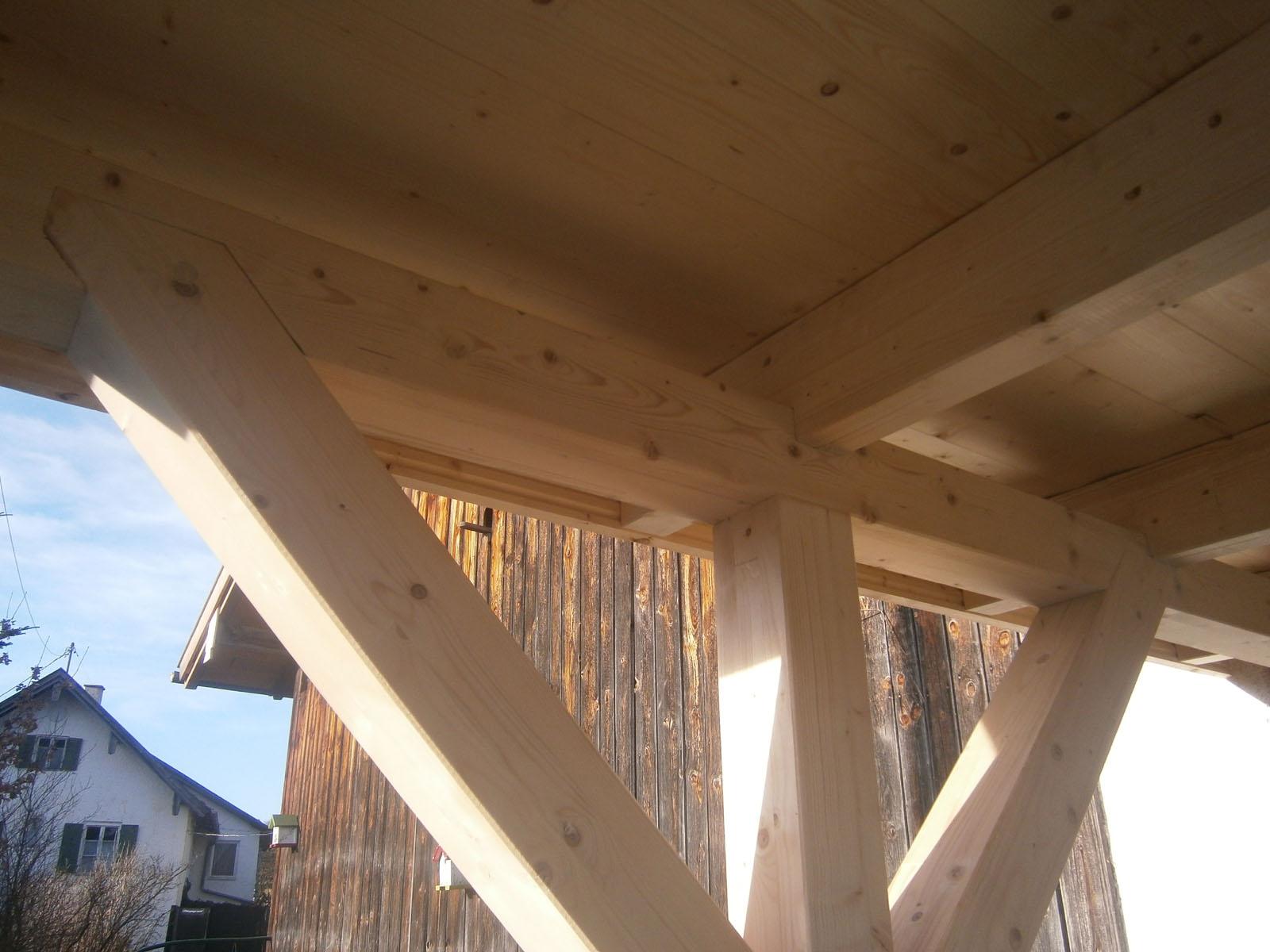 Vordächer, Carports, Überdachungen